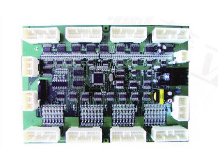 wlx036日立轿顶连接板