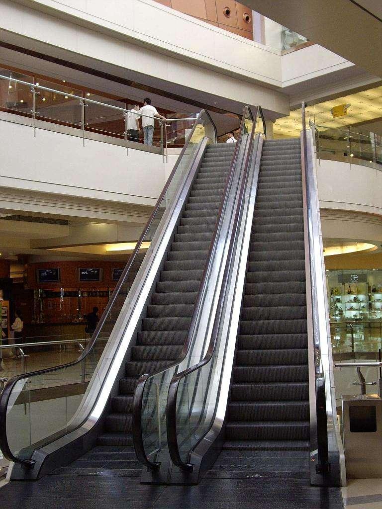自dong扶梯